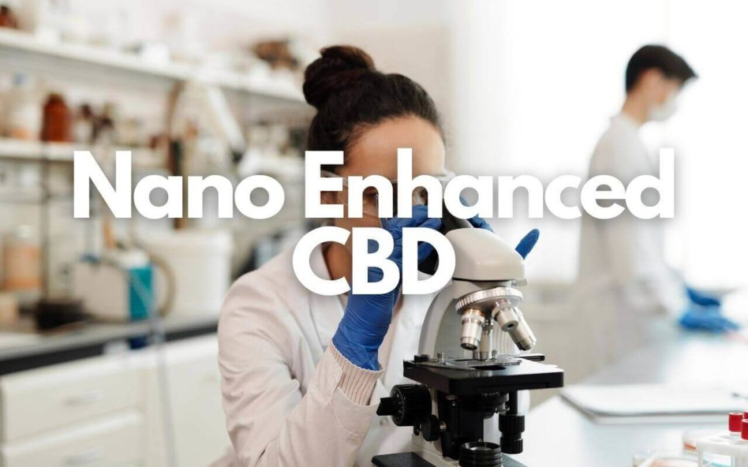 Everything You Need To Know About Nano-Enhanced CBD Oil