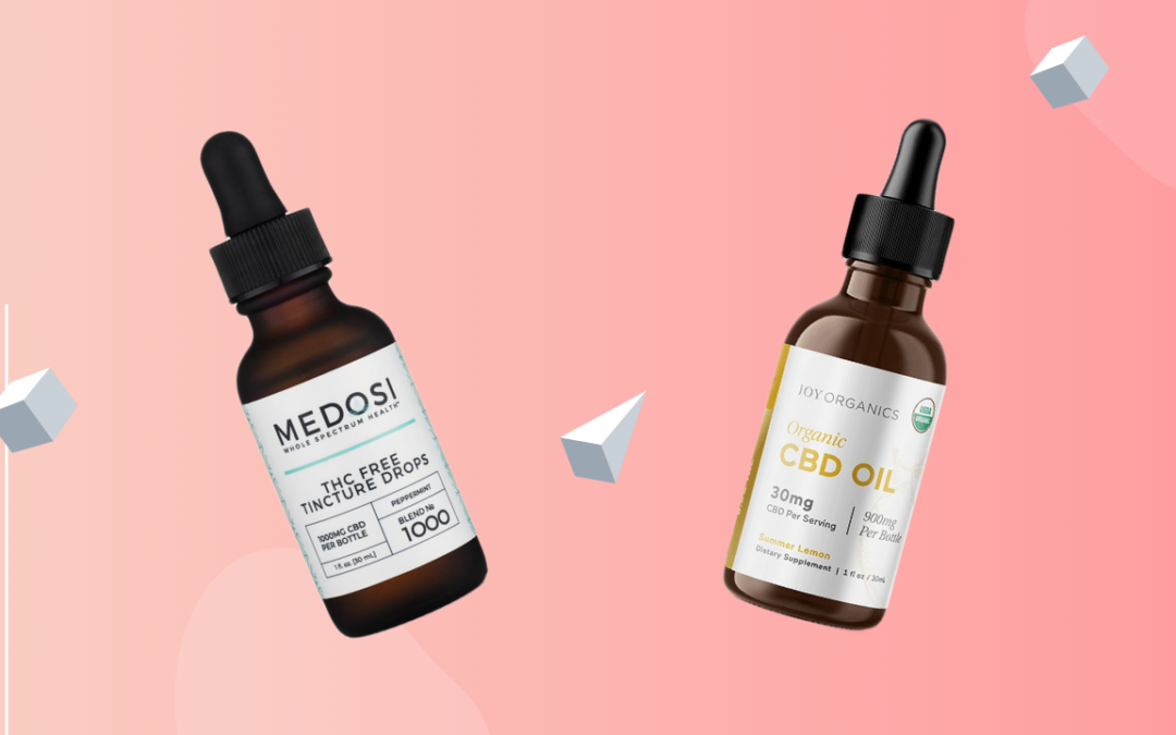 How to Choose A THC free CBD Oil In 2021